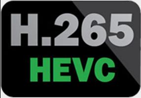 Compresión H265