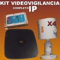 Kit videovigilancia IP KITIP4B-IS