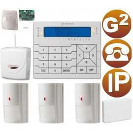 KIT alarma IP PSTN Grado 2 VR