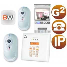 Kit alarma Bentel Wireless x2