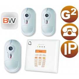 Kit alarma Bentel Wireless x3