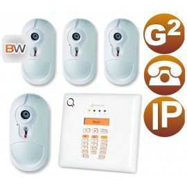 Kit alarma Bentel Wireless x4