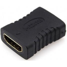 Adaptador de HDMI hembra a HDMI hembra