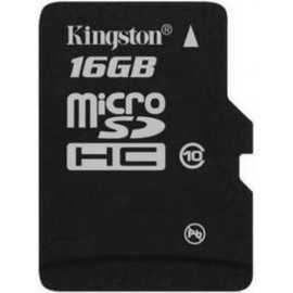 KINGSTON MICROSD 16GB CLASS10
