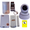 Kit Alarma Internet con videovigilancia