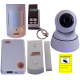 Kit Alama Internet con videovigilancia