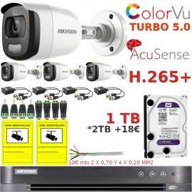 Kit Hikvision DEEPLEARNING