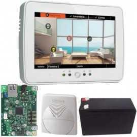 Kit alarma Bentel Absoluta Touch IP