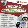 Servicio de configuración Alarma IP IberoSeguridad