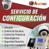 Servicio de configuración Detectores exterior
