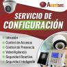 Servicio de configuración Maximum security