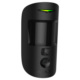 Detector PIR con cámara