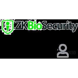 ZKteco Biosecurity Presencia 50