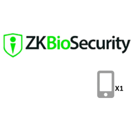 ZKteco Biosecurity APP Mobile 1