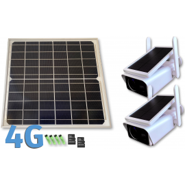 Kit Solar 4G