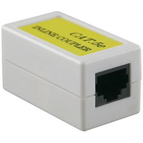 Conector para empalme UTP5 hembra hembra