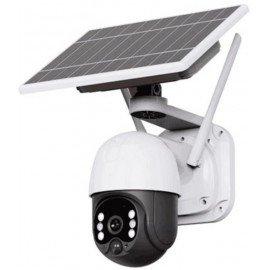 Cámara Domo WIFI PT TUYA solar con PIR