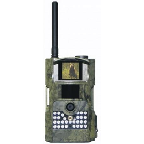 Sistema de vigilancia para exteriores sin alimentación eléctrica