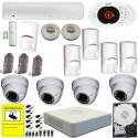 Kit seguridad integral hogar o comercio