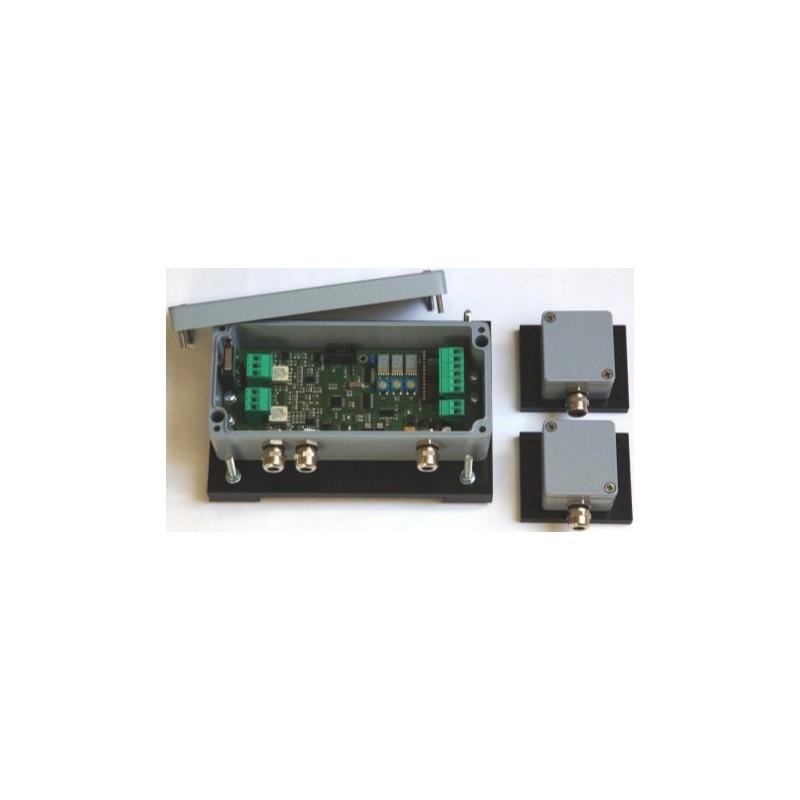 An307 detector de vibraciones para valla met lica - Valla metalica precio ...