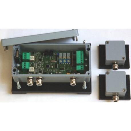AN307 Detector de vibraciones para valla metálica