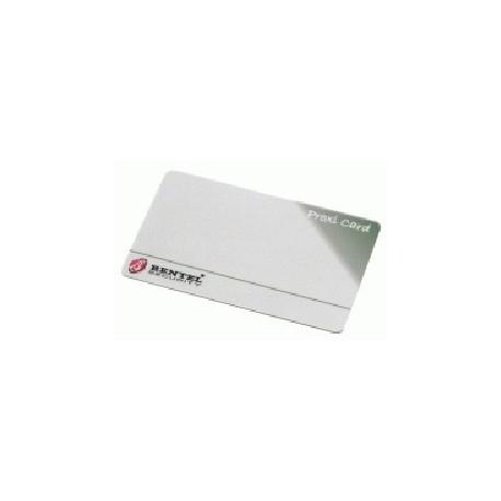 10 tarjetas proximidad bentel