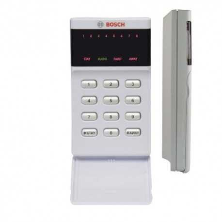 Bosch ICP‑CP508W Teclado LED