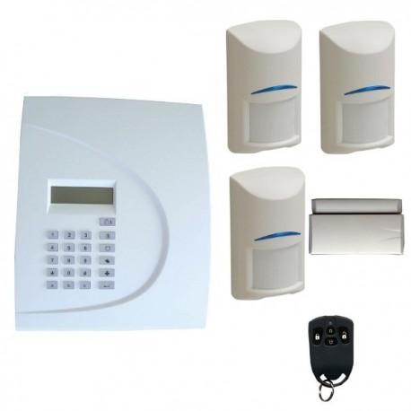 Bosch ICP-RESRF kit de alarma compacta