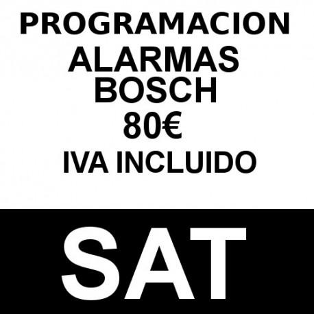 Servicio de programación Bosch