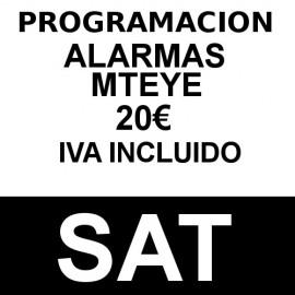 Servicio de programación Mteye