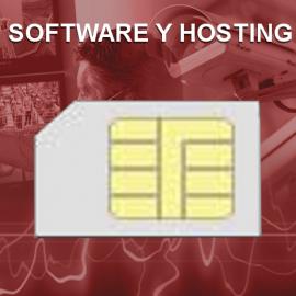Software y Hosting control flotas