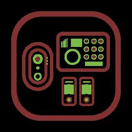 Kits alarma con video verificación