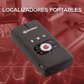 Localizadores GPS portables