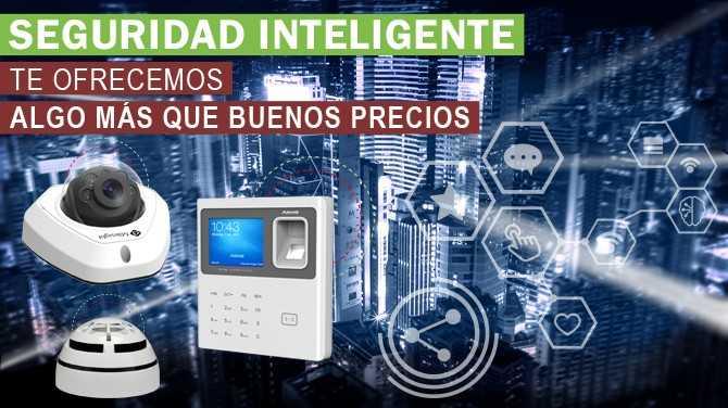 Seguridad Inteligente, te ofrecemos algo más que buenos precios